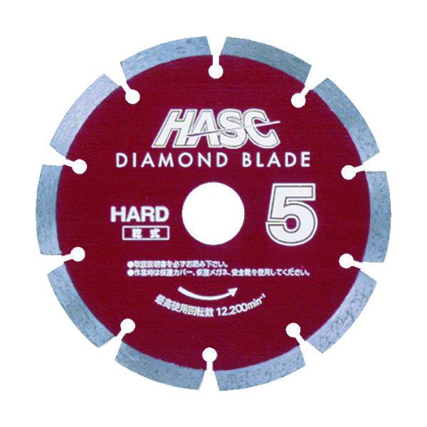 ワキタ MEIHO ダイヤモンドブレード HD-5 1枚 412-8699(直送品)