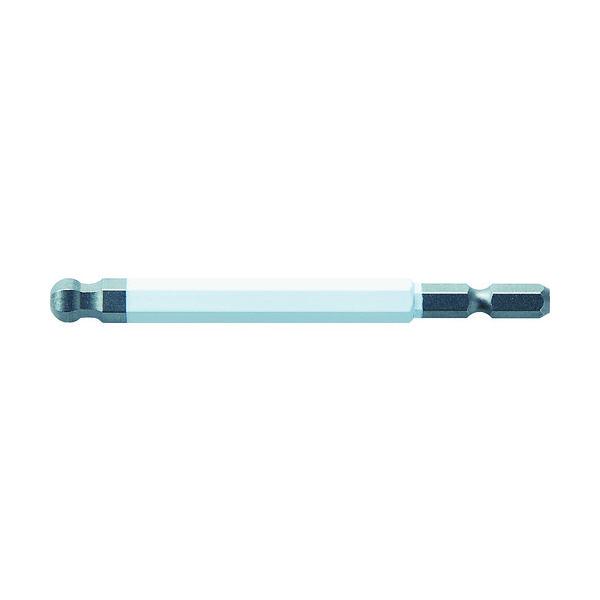 兼古製作所 アネックス ボールポイントカラービット1本組 対辺8×100 ACBP-8010 1本 407-1727(直送品)