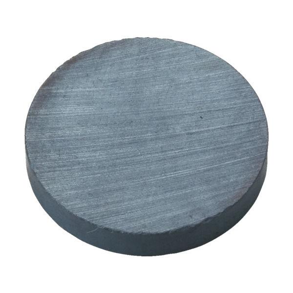 トラスコ中山(TRUSCO) TRUSCO フェライト磁石 外径25mmX厚み4mm 10個入り TF25R-10P 1袋(10個) 415-1291(直送品)