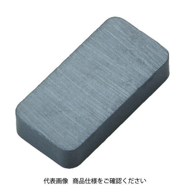 トラスコ中山(TRUSCO) TRUSCO フェライト磁石 40mmX12mmX6mm 10個入り TF40K-10P 415-1429(直送品)