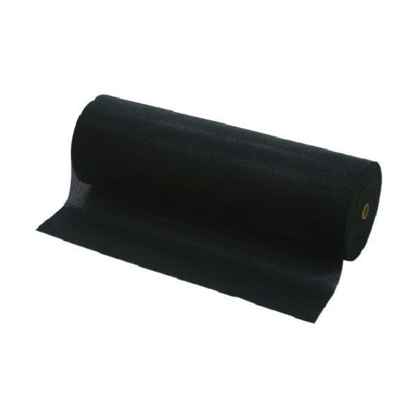 カーボーイ(CAR-BOY) カーボーイ すべり止めロール巻 30m ブラック TM07 1本 417-4402(直送品)