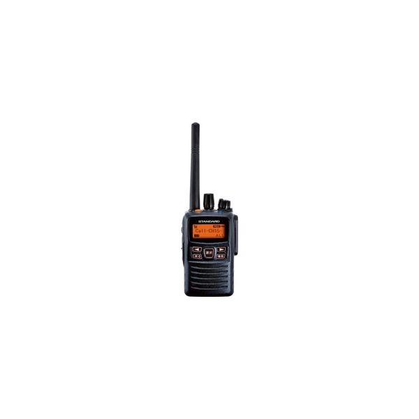 八重洲無線 スタンダード ハイパワーデジタルトランシーバー VXD20 1台 429ー9833 (直送品)