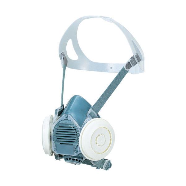 重松製作所 シゲマツ 取替え式防じんマスク M DR80SL4N(M) 1個 422-3560(直送品)