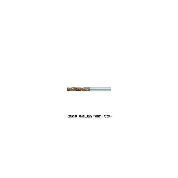 三菱 超硬ドリル WSTARシリーズ MQS 鋼・鋳鉄加工用 8.1×5D MQS0810X5DB DP3020 660-9619(直送品)