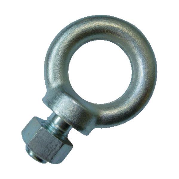浪速鉄工 NANIWA アイボルト 三価クロメート M12 EB8100012 1個 419-0912(直送品)