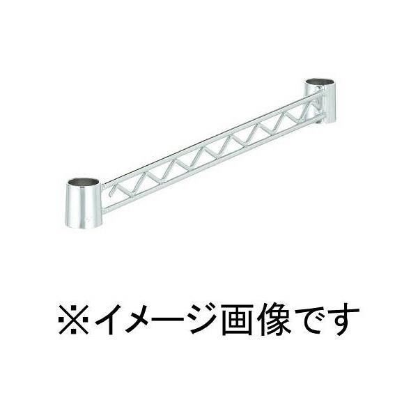 アイリスオーヤマ ポール直径25mm メタルラックサイドバー 幅1500mm MR-150S(直送品)