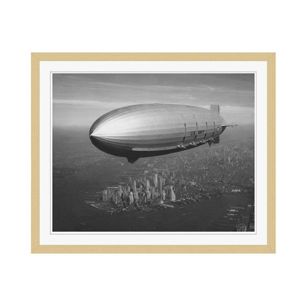 アートプリントジャパン 「ニューヨーク(1930年代)」 フレーム/M/木目 1枚