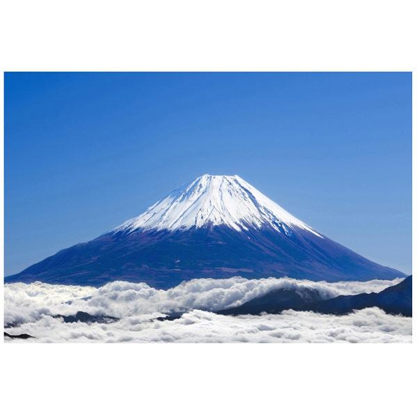 アートプリントジャパン 「富士山と雲海」 キャンバス/S 1枚
