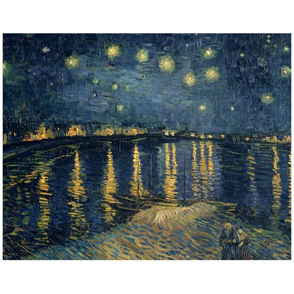 アートプリントジャパン 「The Starry Night 1888」 キャンバス/M 1枚