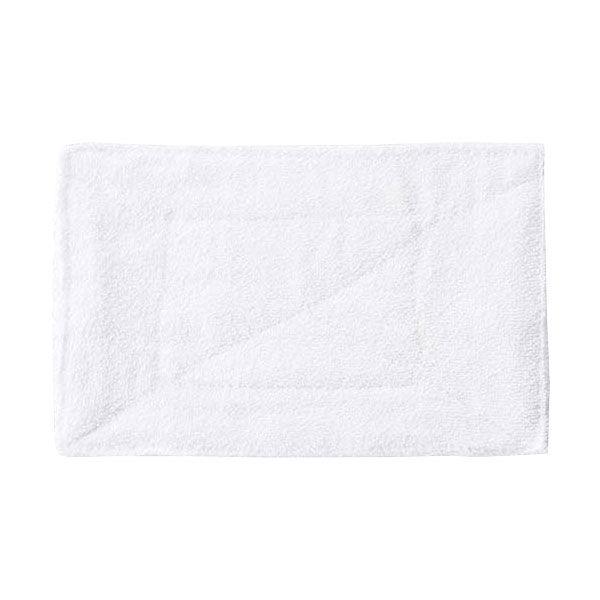 カラー雑巾 白 1箱(10枚入×5)