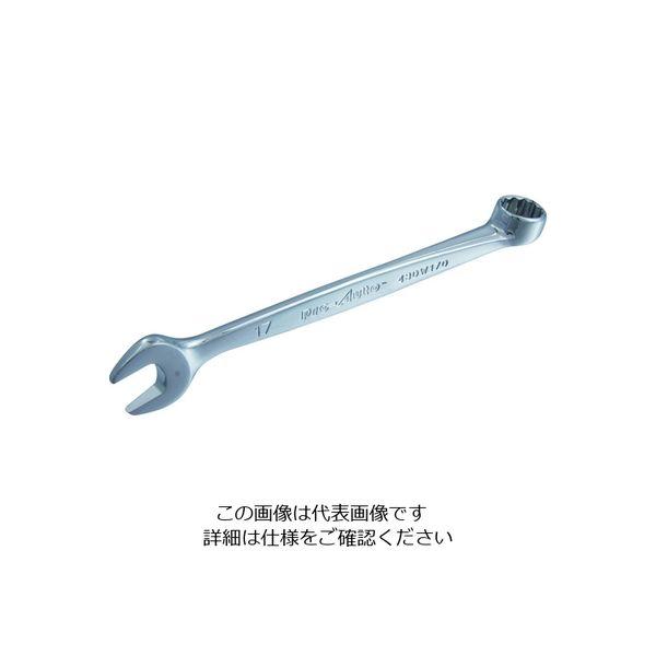 スエカゲツール(SUEKAGE TOOL) スエカゲ ドルフィンレンチ17mm 43DW170 1丁 439-1705(直送品)