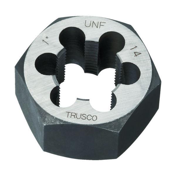 トラスコ中山(TRUSCO) TRUSCO 六角サラエナットダイス UNF7/8-14 TD6-7/8UNF14 1個 433-6852(直送品)