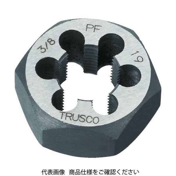 トラスコ中山(TRUSCO) TRUSCO 六角サラエナットダイス PF1-11 TD6-1PF11 1個 432-9350(直送品)