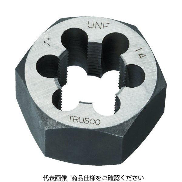 トラスコ中山(TRUSCO) TRUSCO 六角サラエナットダイス UNF1-14 TD6-1UNF14 1個 432-9554(直送品)