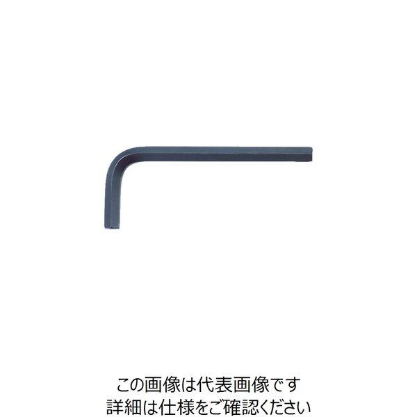 トラスコ中山(TRUSCO) TRUSCO 六角棒レンチ(ショートタイプ) 0.89mm TRRS-0.89 1本 445-6165(直送品)