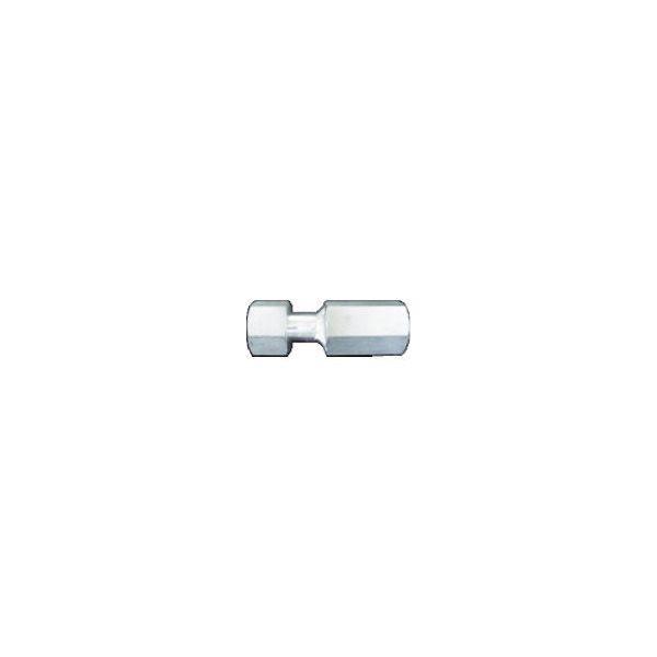 ヤマト産業 ヤマト 高圧継手(メス×メス 袋ナットタイプ) TS140 1個 434-6033(直送品)
