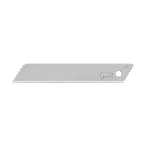 オルファ(OLFA) OLFA 折線なし替刃大50枚入 LB50K-OSN 1箱(50枚) 435-0219(直送品)