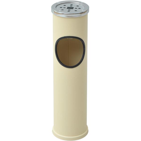 インテリア灰皿アイボリー Q4T79 (直送品)