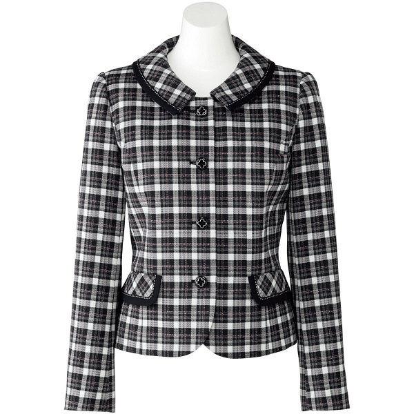 ボンマックス ジャケット ブラックXピンク 13号 LJ0162-30-13 1着(直送品)