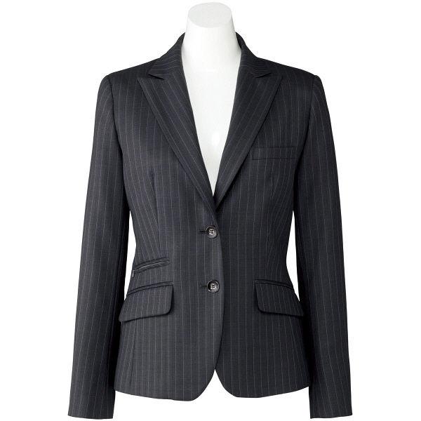 ボンマックス ジャケット グレイXブルー 17号 AJ0244-12-17 1着(直送品)