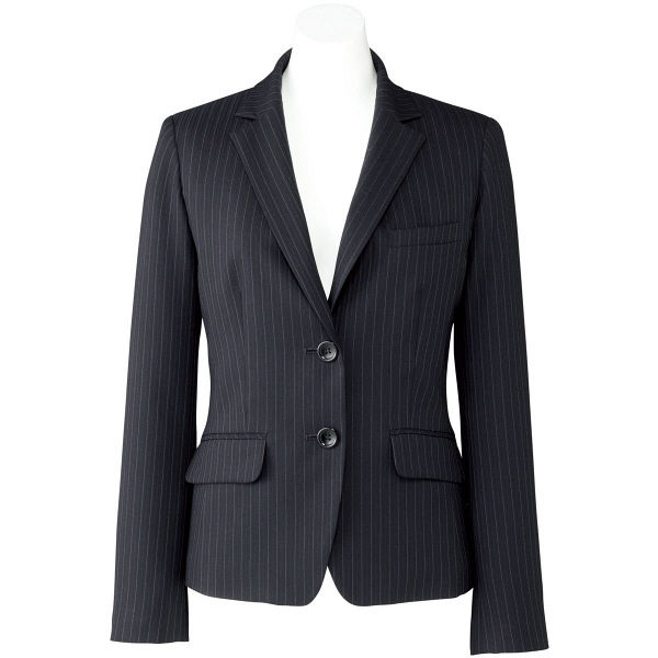 ボンマックス ジャケット ネイビーXグレイ 19号 AJ0245-28-19 1着(直送品)