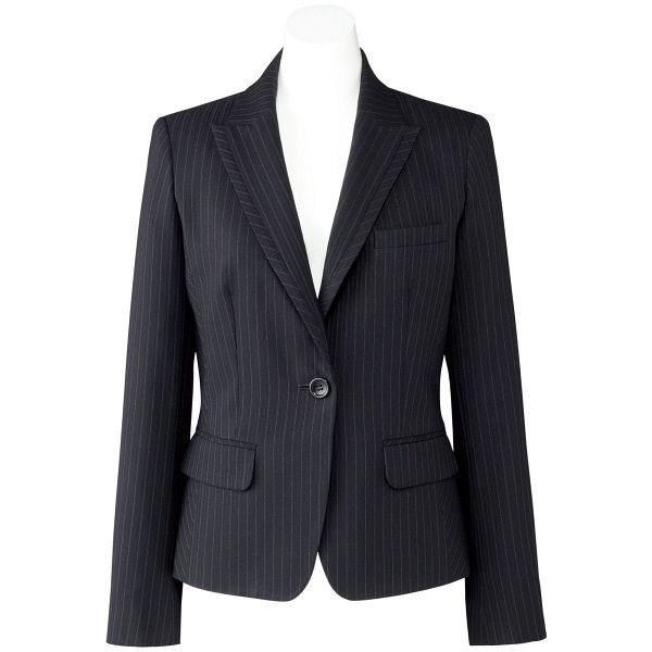 ボンマックス ジャケット ネイビーXグレイ 21号 AJ0246-28-21 1着(直送品)