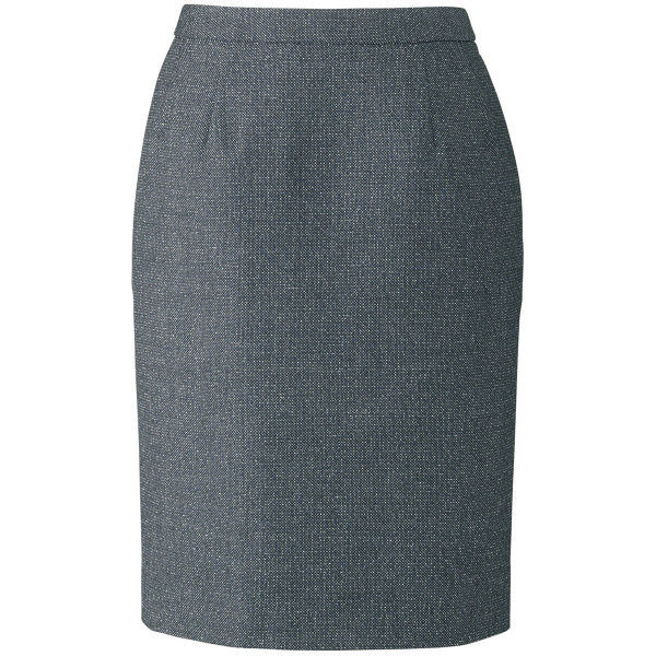 ボンマックス タイトスカート ブルーグレイ 7号 LS2192-7-7 1着(直送品)
