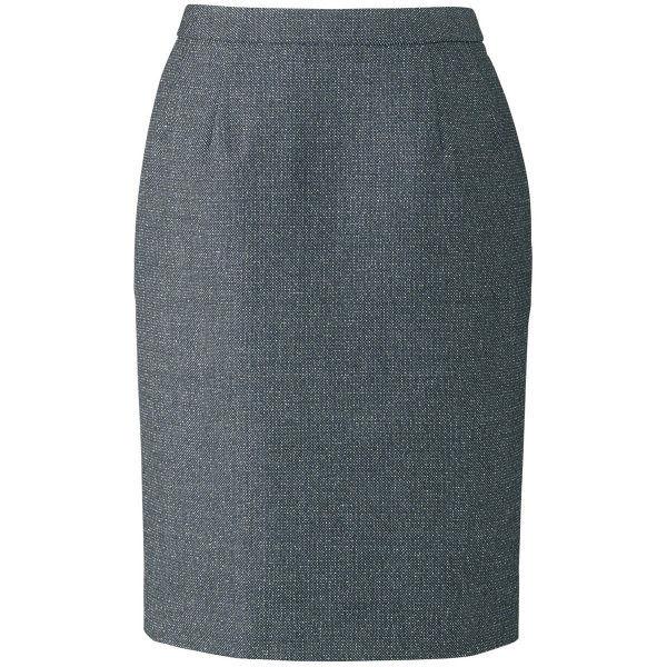 ボンマックス タイトスカート ブルーグレイ 15号 LS2192-7-15 1着(直送品)