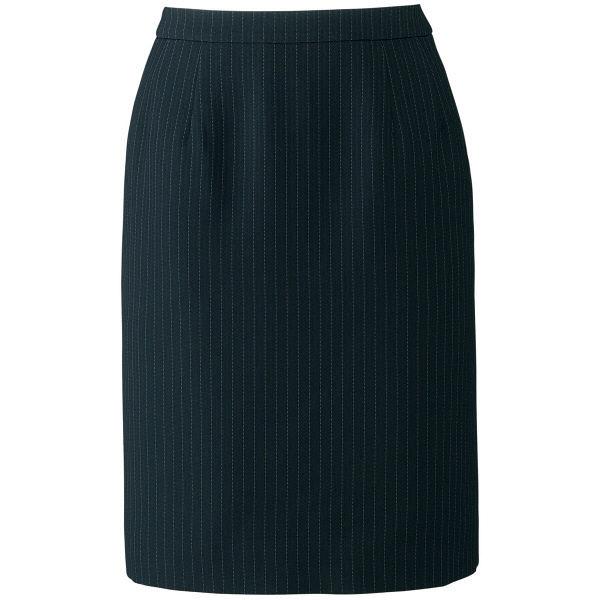 ボンマックス タイトスカート ブラックXグレイ 21号 AS2285-30-21 1着(直送品)