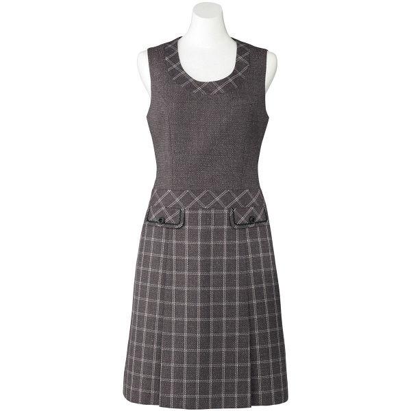 ボンマックス ジャンパースカート ローズグレイ 5号 LO5103-33-5 1着(直送品)