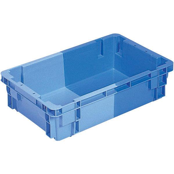 サンコー SNコンテナーB#20 20.4L ブルー/ライトブルー 102008 1個 (直送品)