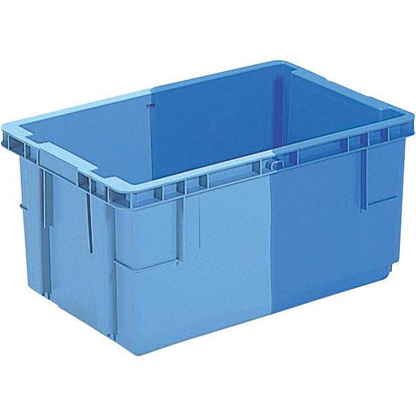 サンコー SNコンテナーB#40 39L ブルー 103103 1個 (直送品)
