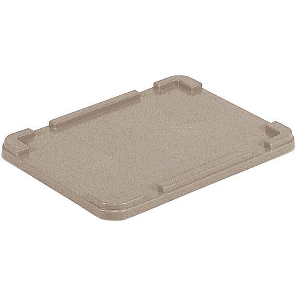 サンコー サンボックス#9フタ ライトグレー 700104 1箱(20個入) (直送品)