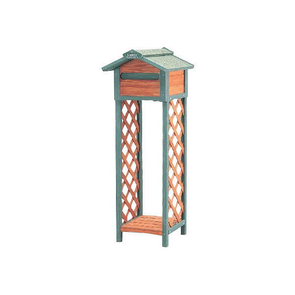 アイリスオーヤマ ガーデンメールボックス
