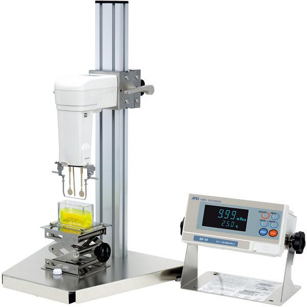 A&D 音叉振動式粘度計 SV-10 エー・アンド・デイ (直送品)