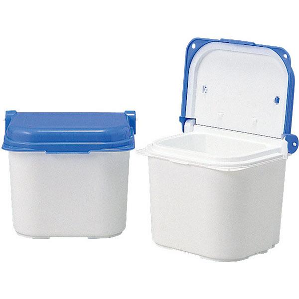 サンコー 保冷牛乳箱 6型(セット) 20083001WH101 (直送品)
