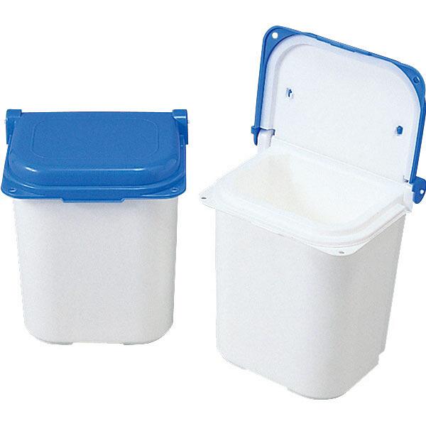 サンコー 保冷牛乳箱 5型(セット) 20125701WH101 (直送品)