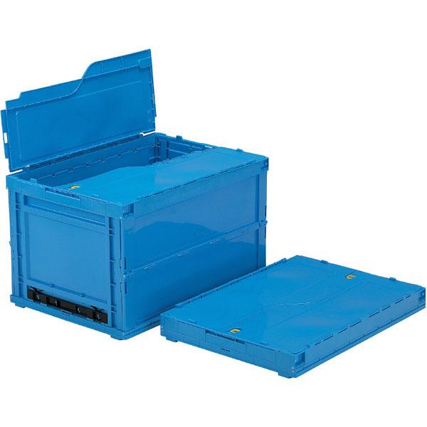 サンコー サンクレットオリコン P152B フタ一体型 152L ブルー (直送品)