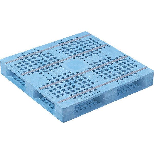 サンコー パレット D4-1010F (PE) 81000901BL502 (直送品)