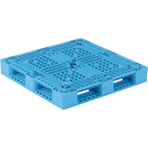 サンコー パレット D4-1111-12(PE) 81220000BL510 (直送品)