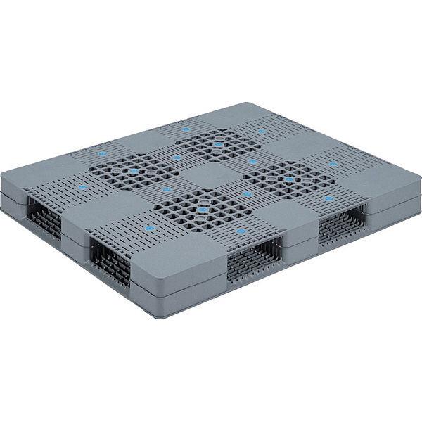 サンコー パレット R4-110136 PE 81300601GL803 (直送品)