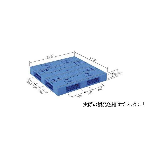 サンコー パレット LX-1111R4 84000001BKRCP (直送品)