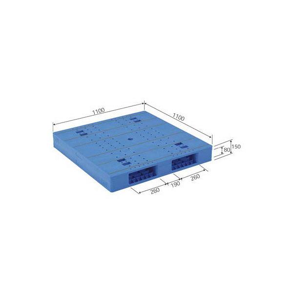 サンコー パレット LX-1111R2 84000201BL503 (直送品)