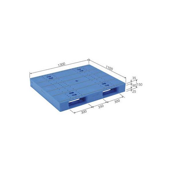 サンコー パレット LX-1113D2 84000601BL503 (直送品)