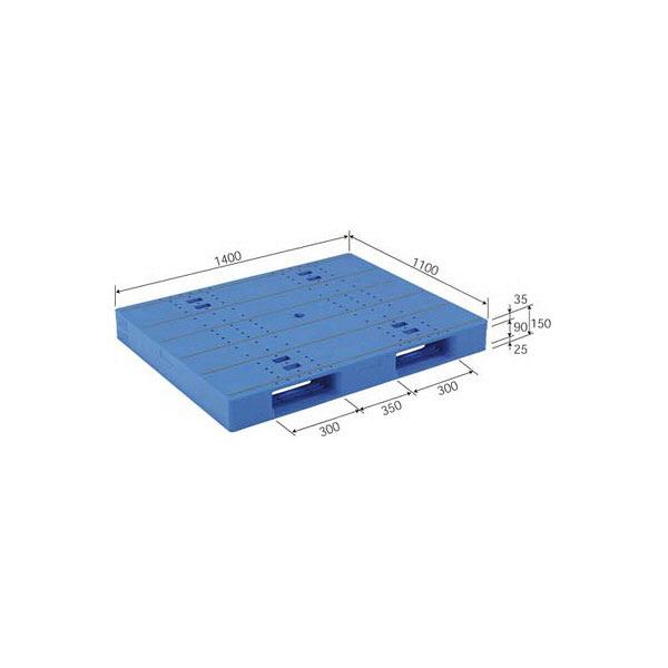 サンコー パレット LX-1114D2 84000901BKRCP (直送品)