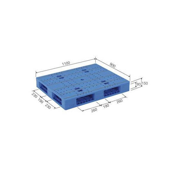 サンコー パレット LX-911R4 84001201BL503 (直送品)