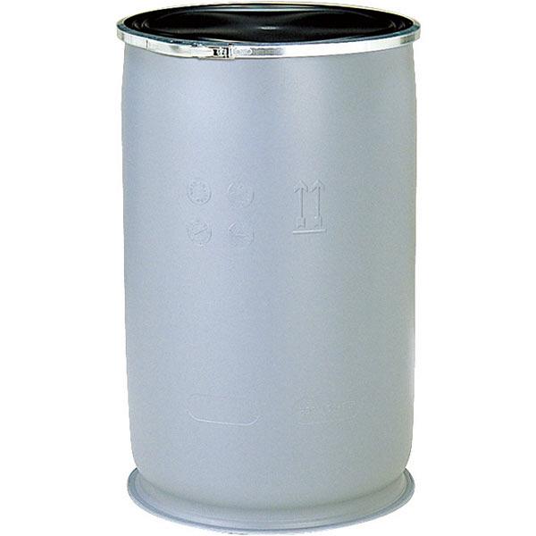 サンコー プラスチックドラムPDO110L-TSP セットun 85006601GLDRM (直送品)