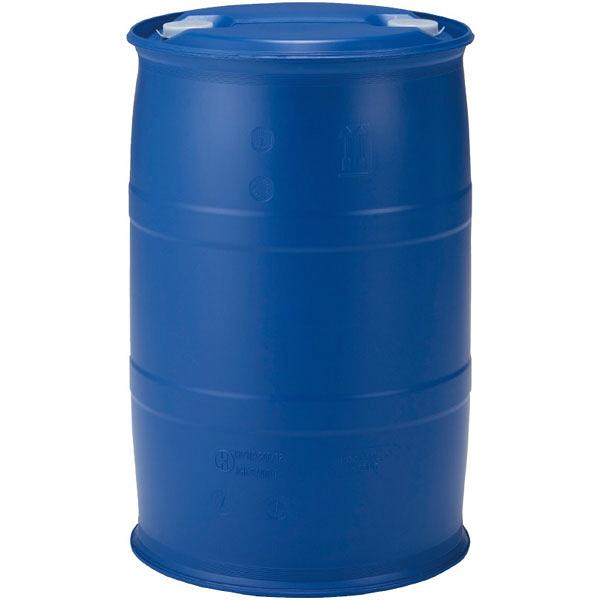 サンコー プラスチックドラムPDC200-7UN P7(PE) 85201700BLBLK (直送品)