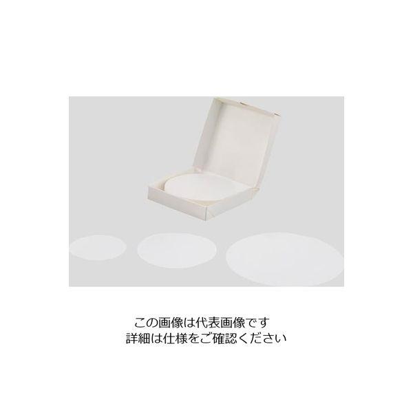 アズワン ガラス繊維濾紙(アズフィル) 円形 2.5cm 100枚入 025120N-SPGFC 1箱(100枚) 2-853-03(直送品)