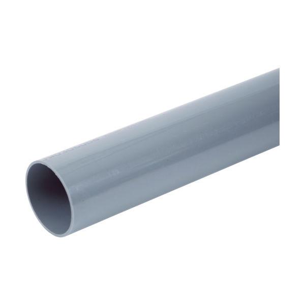 クボタケミックス 排水用塩ビパイプ VU 200X2M VU200X2M 1本 446-5857 (直送品)